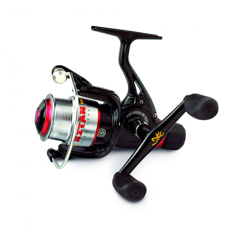 Browning xitan hm 830 rear drag reel coarse rear drag for Browning fishing reels