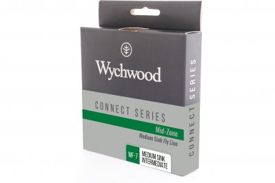 Wychwood Mid Zone Sinking line, sink rate three inches per secon