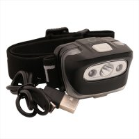 Gardner Pulsar USB Head Torch