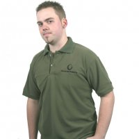 Gardner Polo Shirt - Olive - Large
