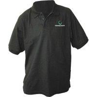 Gardner Polo Shirt - Black - Large