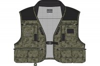 WYCHWOOD GAME SHORT VEST MEDIUM