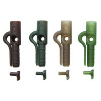 Gardner Covert Multi-clips C-thru Brown
