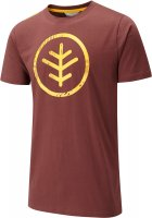 WYCHWOOD ICON T-SHIRT BRICK RED XL