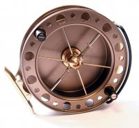 J.w. Young Y2041 Purist 2 Centrepin Reel