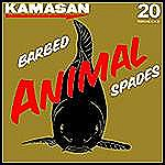 Kamasan Animal Spades Barbed Size 12 Hooks